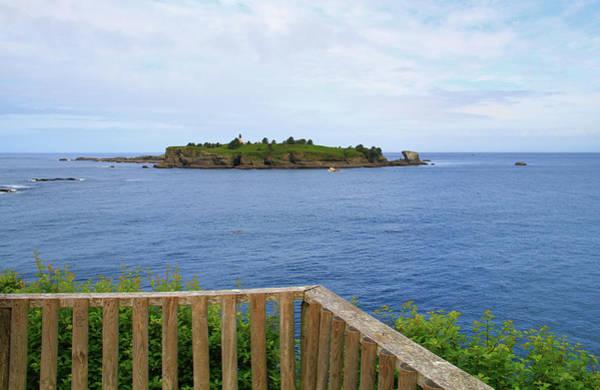 Photograph - Tatoosh Island Washington by Dan Sproul