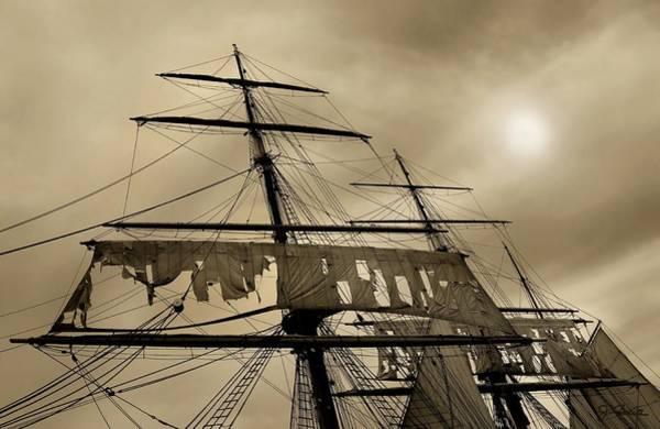 Wall Art - Photograph - Tattered Sails by Joe Bonita
