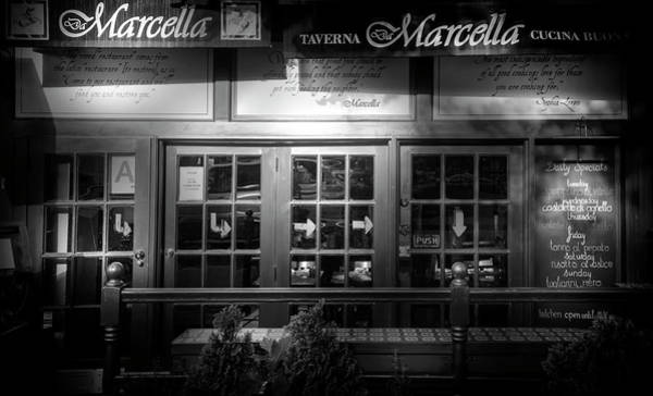 Taverna Photograph - Taverna by Mark Andrew Thomas