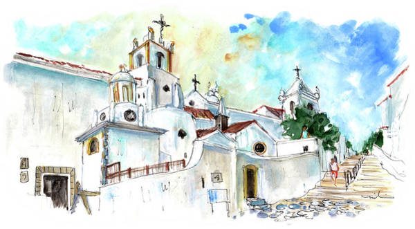 Wall Art - Painting - Tavira 04 by Miki De Goodaboom