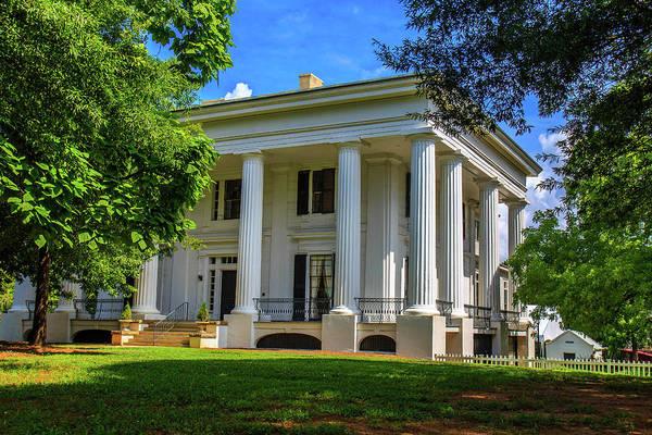 Photograph - Taylor-grady House 2 by Doug Camara