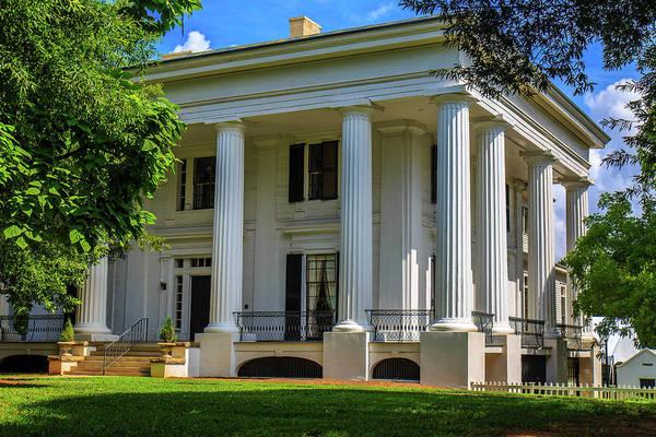 Photograph - Taylor-grady House by Doug Camara