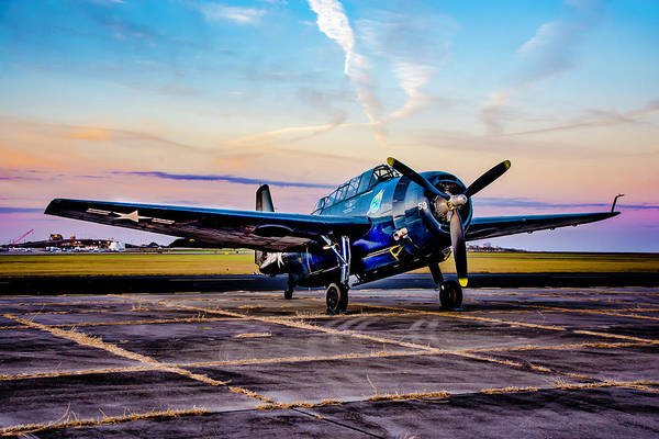 Photograph - Avenger by Chris Coffee