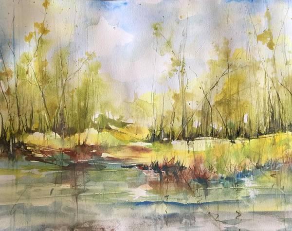Tchefuncte River Series Art Print