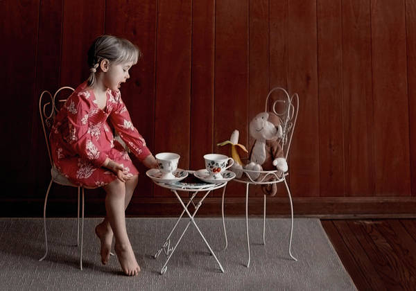 Wall Art - Photograph - Tea by Aneta  Berghane