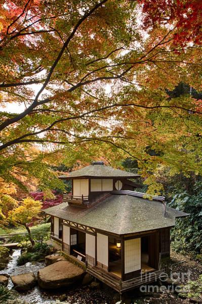 Photograph - Tea Ceremony Room by Tad Kanazaki
