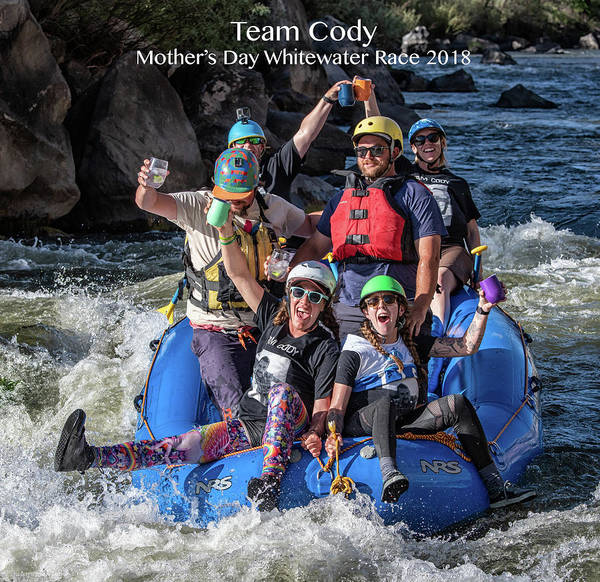 Photograph - Team Cody 1052 by Britt Runyon