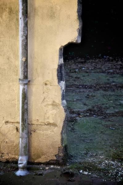 Deconstruction Photograph - Tear by Odd Jeppesen