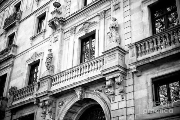 Photograph - Teatre Poliorama In Barcelona by John Rizzuto