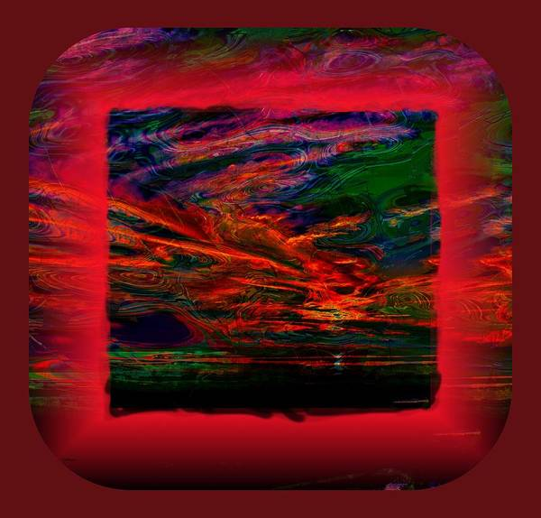 Photograph - Technicolor Sunset 2 by John M Bailey