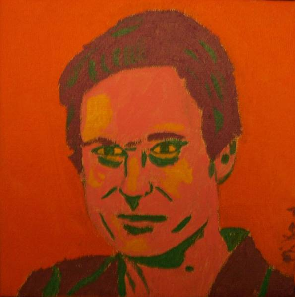 Ted Bundy Painting - Ted Bundy by Mikey Milliken