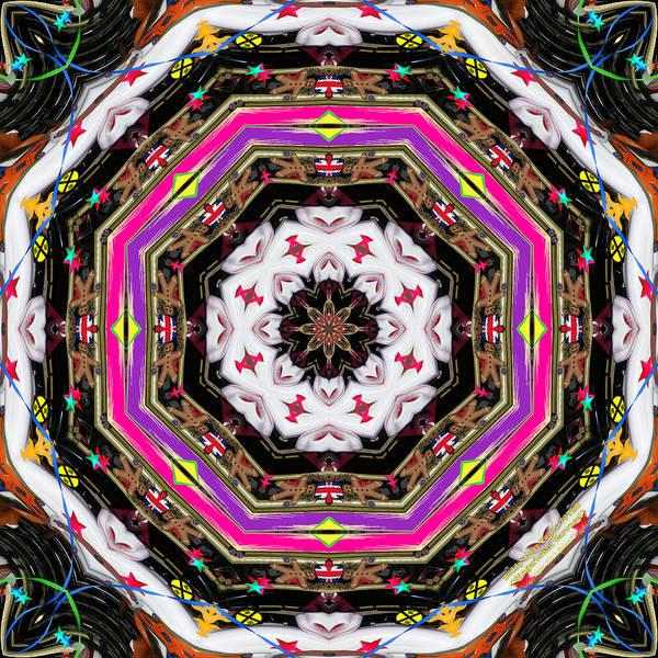 Digital Art - Teddy Bear Tears 707k8 by Brian Gryphon