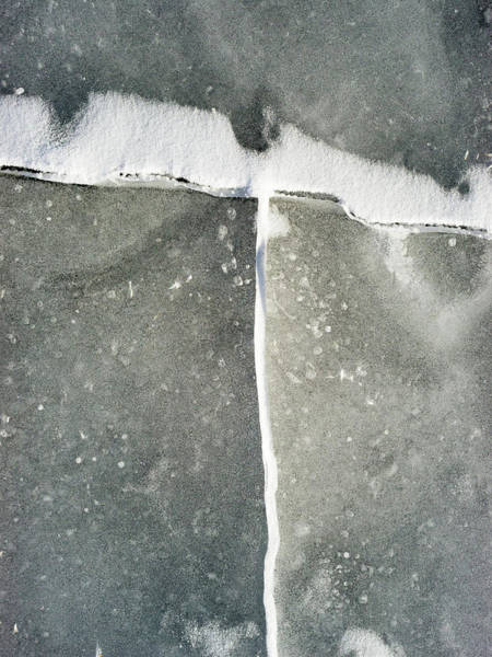 Photograph - Tee In The Ice by Steven Ralser