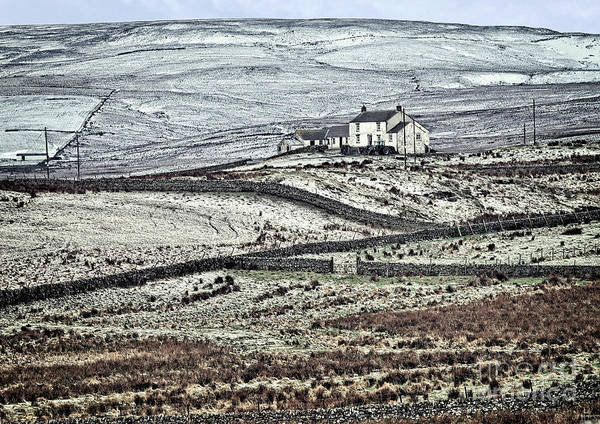 Photograph - Teesdale In Winter by Martyn Arnold