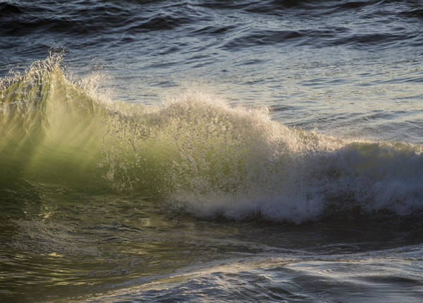 Photograph - Teeth Of A Wave by Robert Potts