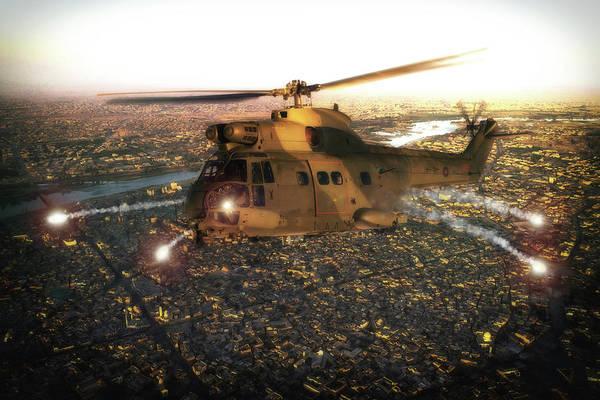 Puma Digital Art - Tell Everyone Leave Is Cancelled by J Biggadike