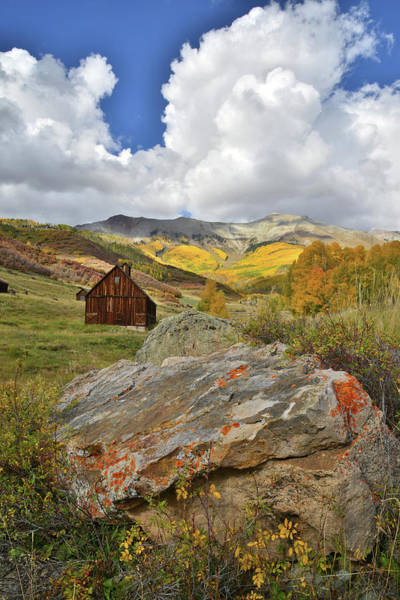 Photograph - Telluride Hillsides by Ray Mathis