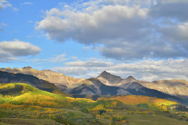 Photograph - Telluride Skyline by Ray Mathis