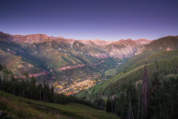 Photograph - Telluride by Whit Richardson