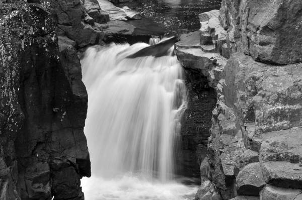 Wall Art - Photograph - Temperance River Falls by John Ricker