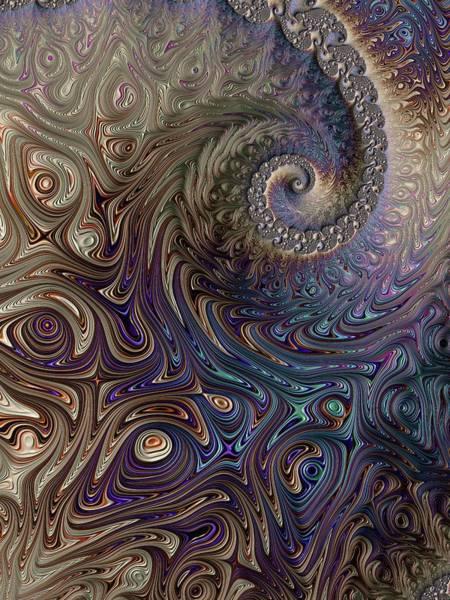 Digital Art - Tempest by Amanda Moore