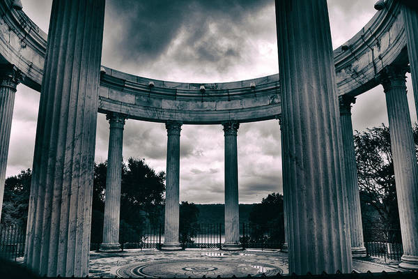 Photograph - Temple Of The Dawn Sky  by Jessica Jenney