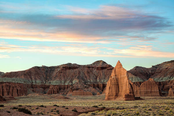 Photograph - Temple Of The Moon At Dawn by Denise Bush
