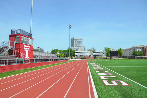 Photograph - Temple Owls - Dan And Shelley Boyce Track by Bill Cannon