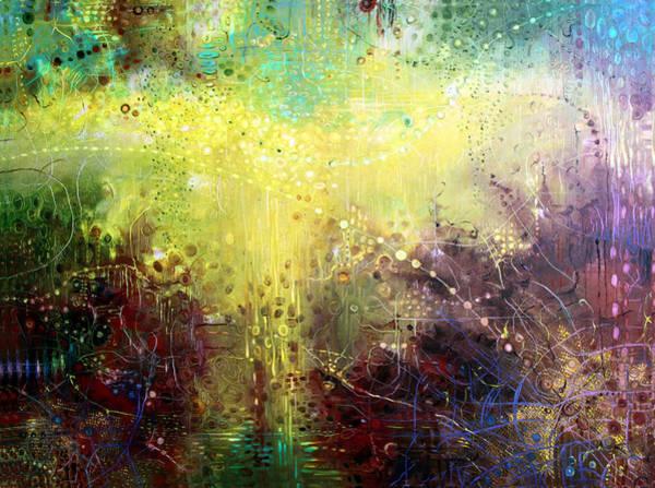 Wall Art - Painting - Temptation by Lolita Bronzini
