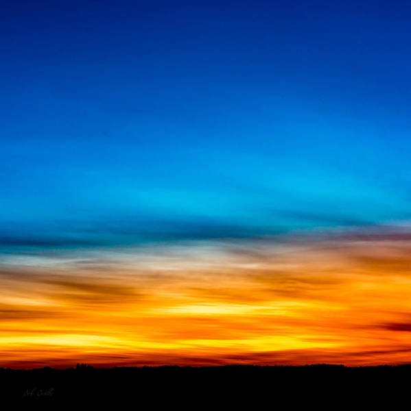Photograph - Ten Past Sunset by Bob Orsillo