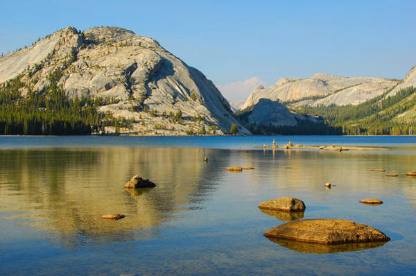 Photograph - Tenaya Lake by Lynn Bauer