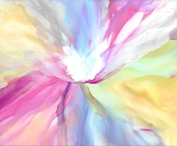 Painting - Tender Bloom by Eli Tynan