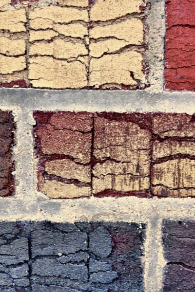 Tender Bricks Art Print