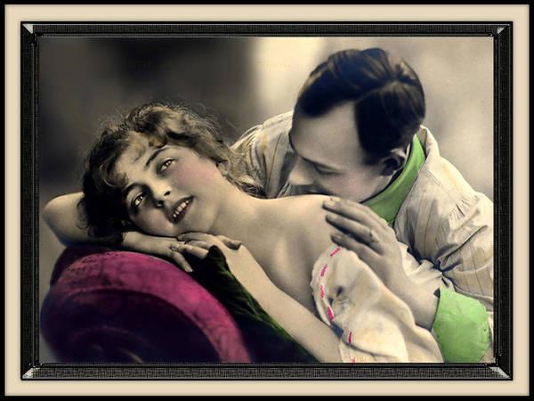 Photograph - Tender Kisses by Denise Beverly