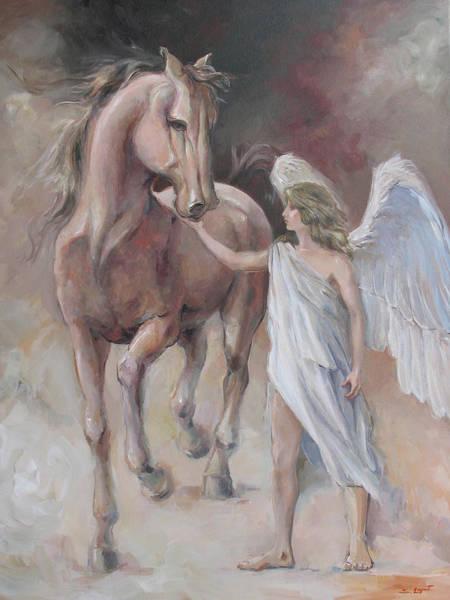 Painting - Tenderly by Tigran Ghulyan