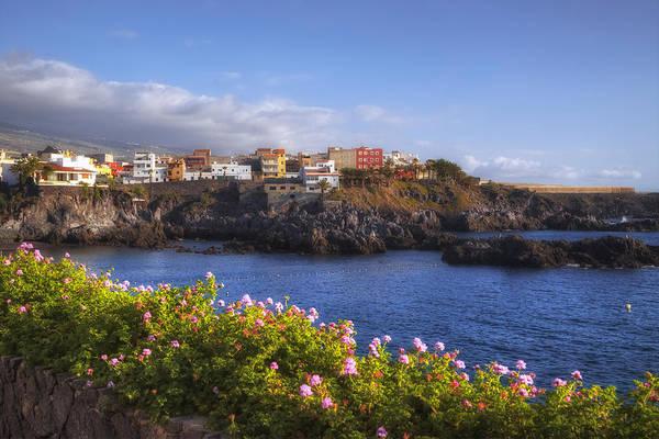 Canary Photograph - Tenerife - Alcala by Joana Kruse