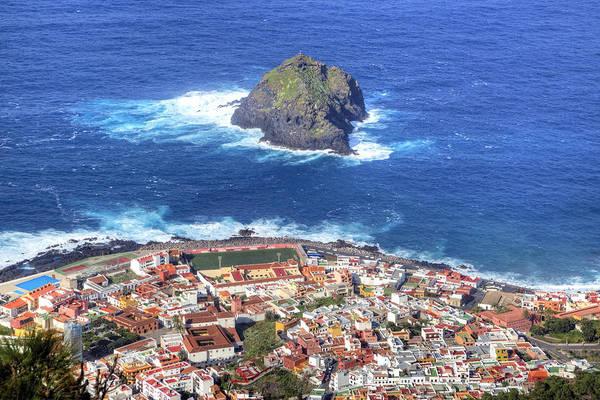 Canary Islands Photograph - Tenerife - Garachio by Joana Kruse