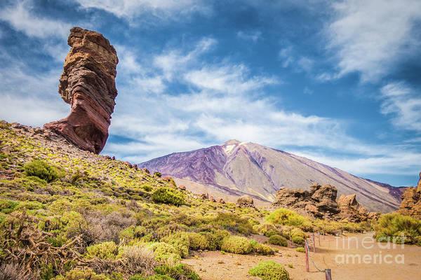 La Gomera Wall Art - Photograph - Tenerife by JR Photography