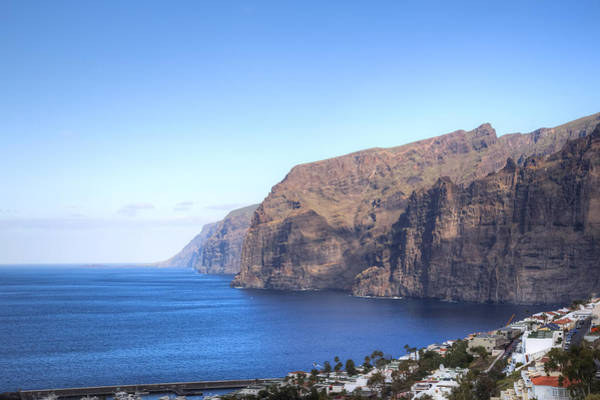 Canary Islands Photograph - Tenerife - Los Gigantes by Joana Kruse