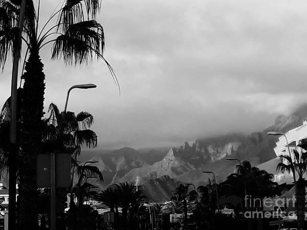 Photograph - Tenerife Mountains by Karina Plachetka
