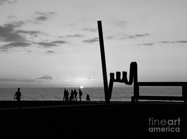 Photograph - Tenerife / Playa De Las Americas by Karina Plachetka