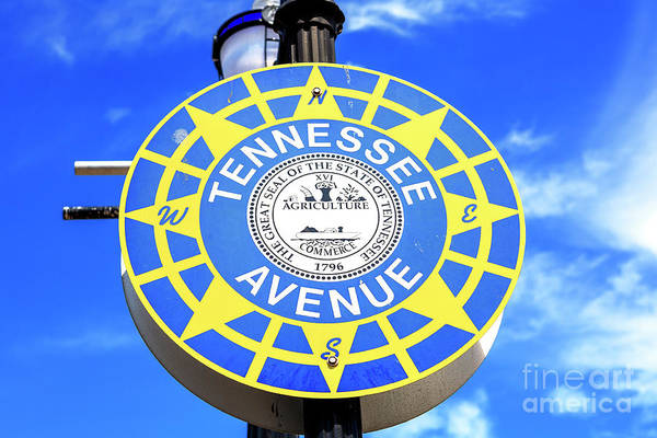 Wall Art - Photograph - Tennessee Avenue Atlantic City by John Rizzuto
