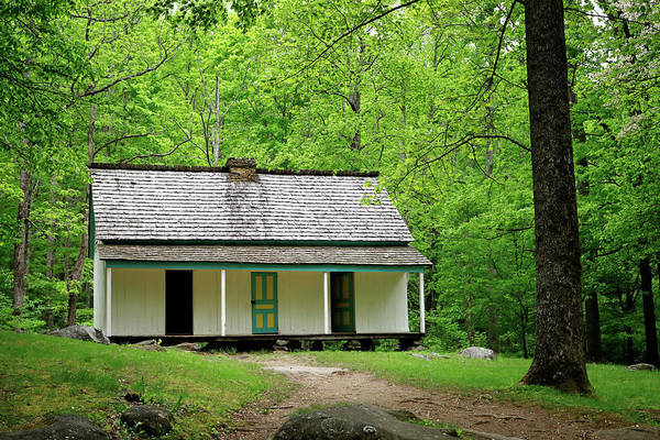 Photograph - Tennessee Farmhouse by Nicholas Blackwell