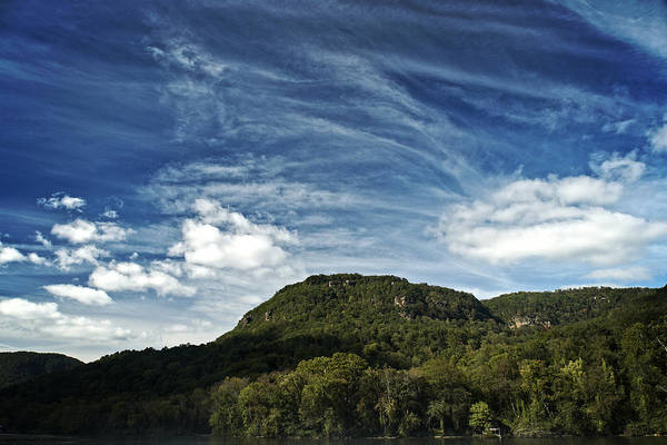 Photograph - Tennessee River Gorge by George Taylor
