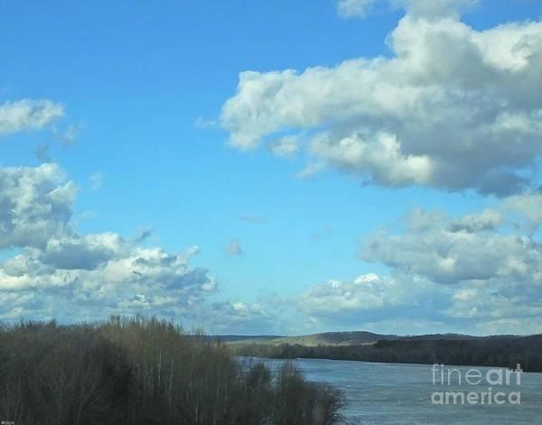 Photograph - Tennessee River I 40 View by Lizi Beard-Ward