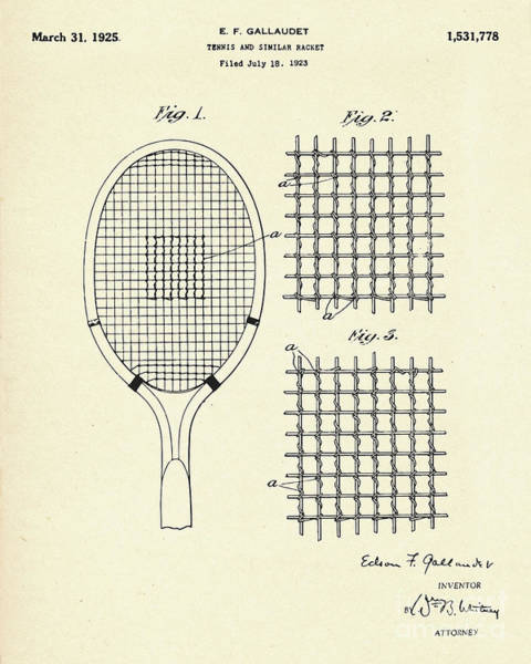 Similar Painting - Tennis And Similar Racket-1925 by Pablo Romero