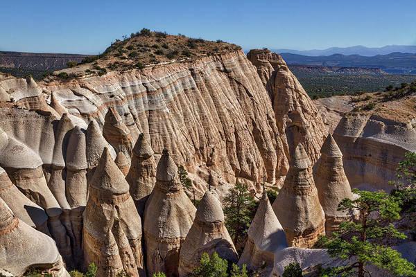 Photograph - Tent Rocks - New Mexico #2 by Stuart Litoff