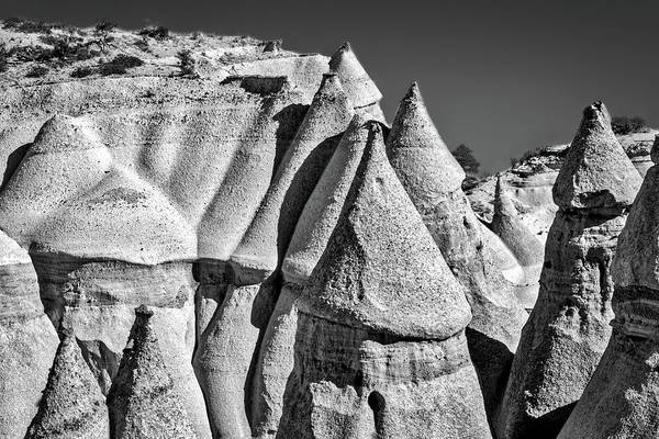 Photograph - Tent Rocks - New Mexico #4 by Stuart Litoff
