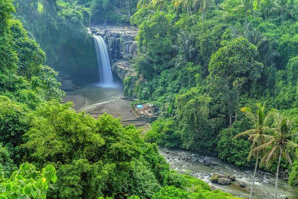 Wall Art - Photograph - Terjun Blangsinga Waterfall - Bali by Joana Kruse