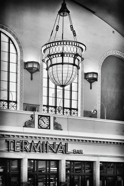 Photograph - Terminal Bar by Susan Rissi Tregoning
